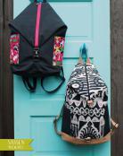 Bugsy Backpack sewing pattern Sassafras Lane Designs 2