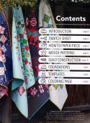 Cadence Court quilt sewing pattern from Sassafras Lane Designs 1