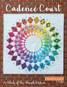 Cadence Court quilt sewing pattern from Sassafras Lane Designs