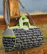 The Daily Duffle sewing pattern from Sassafras Lane Designs 2