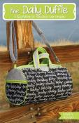 The Daily Duffle sewing pattern from Sassafras Lane Designs