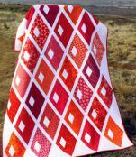 Diamond Alley quilt sewing pattern from Sassafras Lane Designs 2
