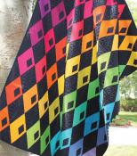 Diamond Detour quilt sewing pattern from Sassafras Lane Designs 2