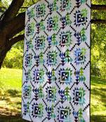 Main Street quilt sewing pattern from Sassafras Lane Designs 2