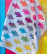 One Way quilt sewing pattern from Sassafras Lane Designs 4