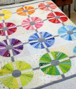 Piccadilly Circle quilt sewing pattern from Sassafras Lane Designs 2