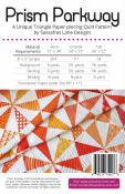 Prism Parkway quilt sewing pattern from Sassafras Lane Designs 1