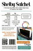 Shelby Satchel sewing pattern from Sassafras Lane Designs 1