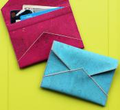 The Quick Corky Wallet sewing pattern from Sassafras Lane Designs 3