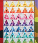 Clay Court quilt sewing pattern from Sassafras Lane Designs 2