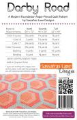 Darby Road quilt sewing pattern from Sassafras Lane Designs 1