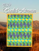 Mini Euclid Avenue quilt sewing pattern from Sassafras Lane Designs