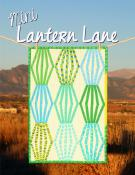 Mini Lantern Lane quilt sewing pattern from Sassafras Lane Designs
