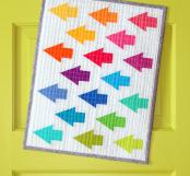 Mini One Way quilt sewing pattern from Sassafras Lane Designs 2