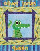 Sammy's Safari quilt sewing pattern from Sassafras Lane Designs 2