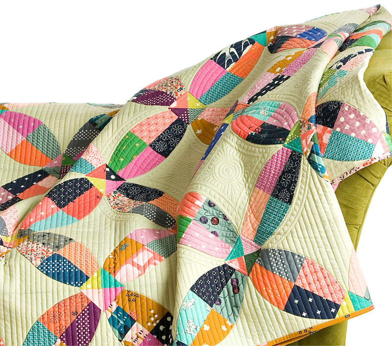 Chic Picnic Quilt Sewing Pattern From Sew Kind Of Wonderful