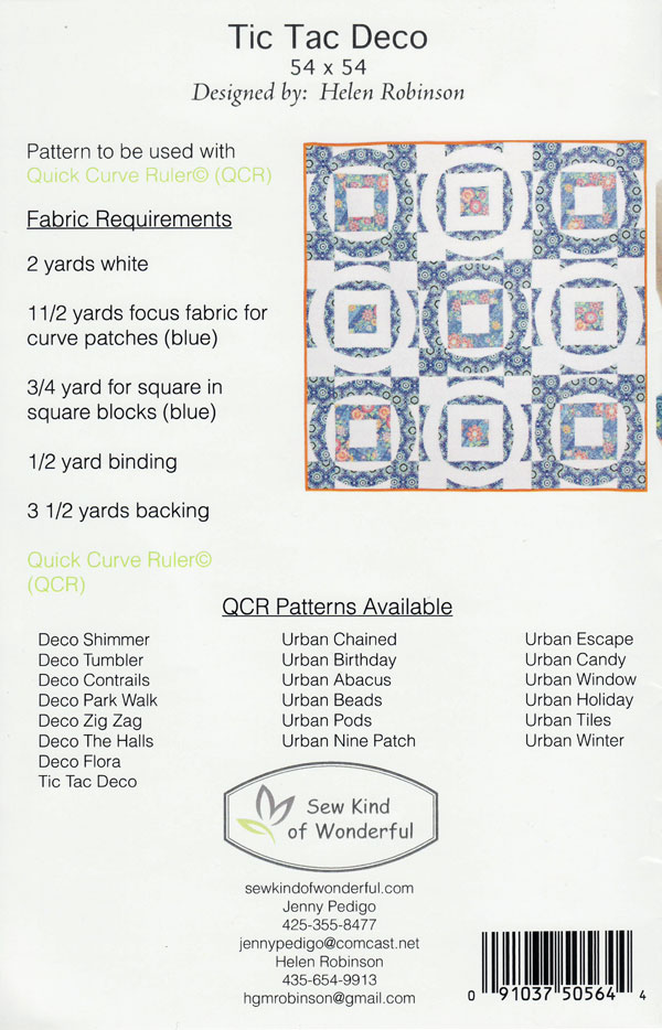 Deco-Tic-Tac-quilt-sewing-pattern-sew-kind-of-wonderful-back