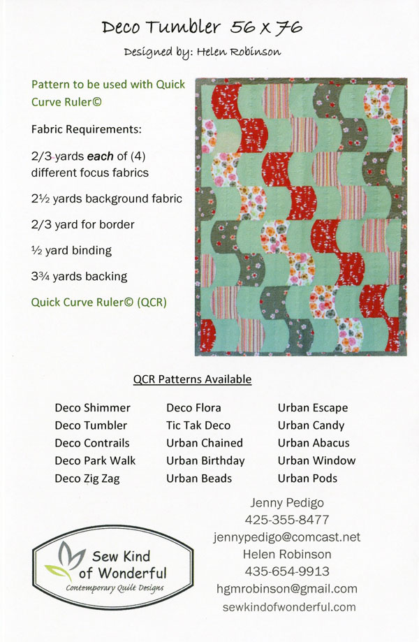 Deco-Tumbler-quilt-sewing-pattern-sew-kind-of-wonderful-back