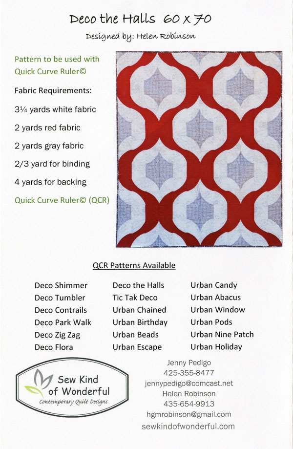 Deco-the-Halls-quilt-sewing-pattern-sew-kind-of-wonderful-back