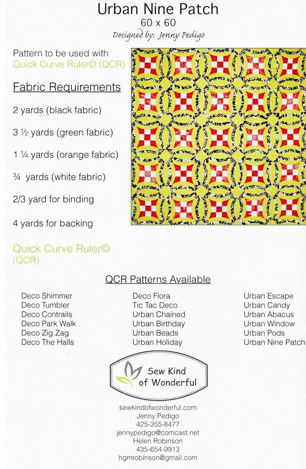 Urban-Nine-Patch-quilt-sewing-pattern-sew-kind-of-wonderful-back