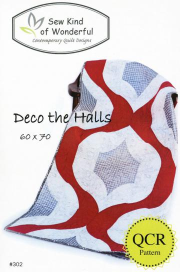 Deco-the-Halls-quilt-sewing-pattern-sew-kind-of-wonderful-front