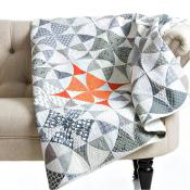 Chic Country quilt sewing pattern from Sew Kind of Wonderful 3