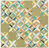 Chic Diamonds quilt sewing pattern from Sew Kind of Wonderful 4