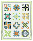 Curve It Up quilt sewing pattern from Sew Kind of Wonderful 5