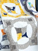 Metro Scope quilt sewing pattern from Sew Kind of Wonderful 3