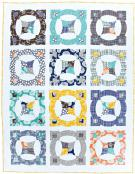 Metro Scope quilt sewing pattern from Sew Kind of Wonderful 4