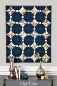 Mini Kites quilt sewing pattern from Sew Kind of Wonderful 2