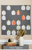 Mini Pumpkins quilt sewing pattern from Sew Kind of Wonderful 2