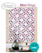 Mini Rings quilt sewing pattern from Sew Kind of Wonderful