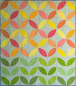 Mod Citrus quilt sewing pattern from Sew Kind of Wonderful 3