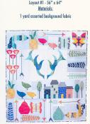 Urbanologie quilt sewing book from Sew Kind of Wonderful 2