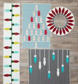 Mod Lights Quilt sewing pattern from Sew Kind of Wonderful 2