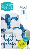 Mod Lilly quilt sewing pattern from Sew Kind of Wonderful