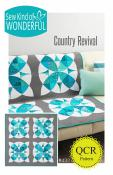 Country Revival quilt sewing pattern from Sew Kind of Wonderful