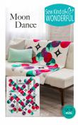 Moon Dance quilt sewing pattern from Sew Kind of Wonderful