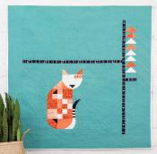 Posh Kitty quilt sewing pattern from Sew Kind of Wonderful 2