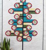 Posh Topiary quilt sewing pattern from Sew Kind of Wonderful 2