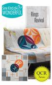 Rings Revival quilt sewing pattern from Sew Kind of Wonderful