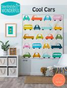 Cool Cars quilt sewing pattern from Sew Kind of Wonderful