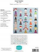 Happy Together quilt sewing pattern from Sew Kind of Wonderful 1