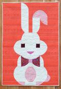 Posh Bunny quilt sewing pattern from Sew Kind of Wonderful 2