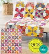Posh Snowball quilt sewing pattern from Sew Kind of Wonderful 2