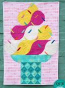 Posh Swirl quilt sewing pattern from Sew Kind of Wonderful 2