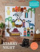 Starry Night quilt sewing book pattern from Sew Kind of Wonderful