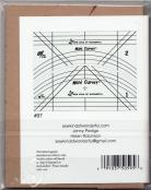 Mini Curvit LONGARM Quilting Ruler from Sew Kind of Wonderful 3
