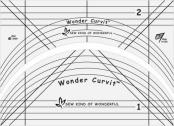 Wonder Curvit Quilting Ruler from Sew Kind of Wonderful